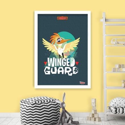 Winged Guard, Lion Guard!
