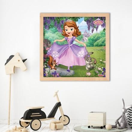 Η Σοφία η πριγκίπισσα στο δάσος!