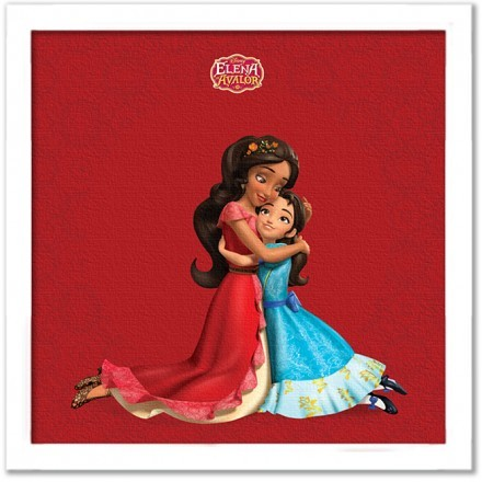 Sisters time, Elena of Avalor