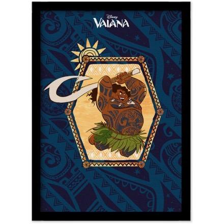 Ο δυνατός Mάουι, Βαϊάνα