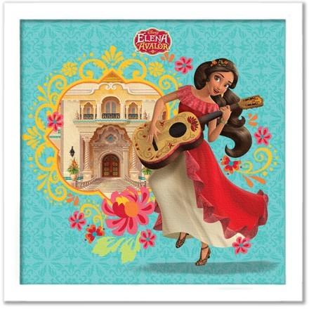 Η Έλενα του Άβαλορ με κιθάρα!