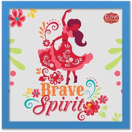 Γενναίο Πνεύμα, Έλενα του Άβαλορ!