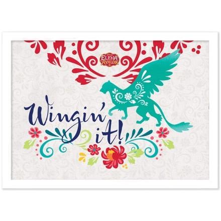 Wingin'it, Elena of Avalor!