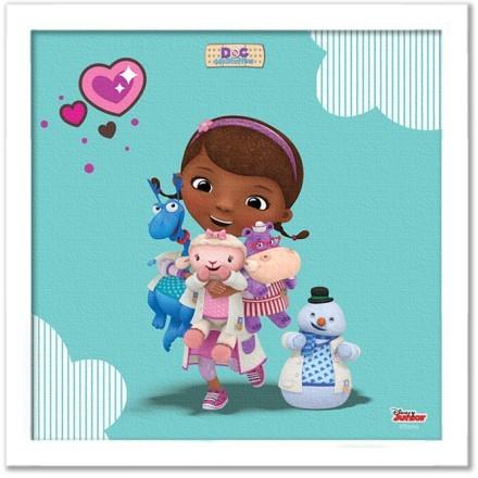 Η Μικρή Γιατρός και οι φίλοι της αγκαλιά!