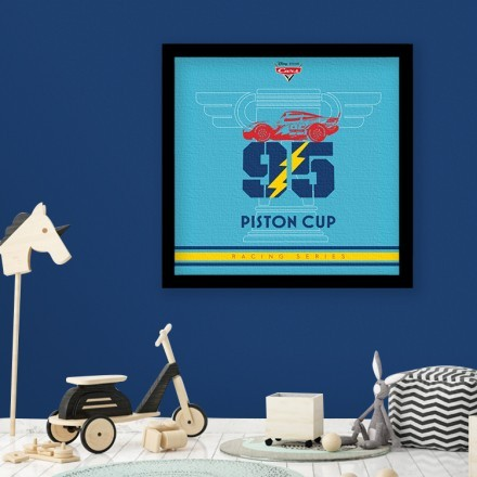 Piston Cup 95, Cars