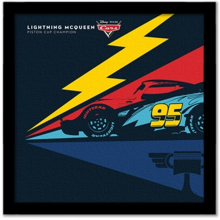 Lightning Mcqueen, Piston Cup