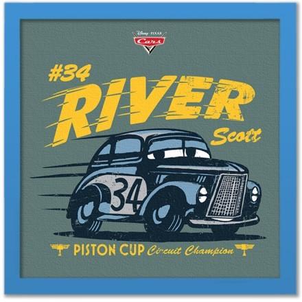 River Scott, Cars 3
