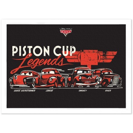 Piston Cup, Legends