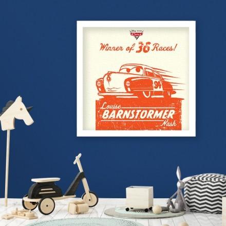 Louise Barnstormer retro, Cars