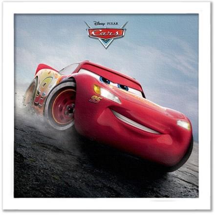 Fast Mcqueen, Cars 3