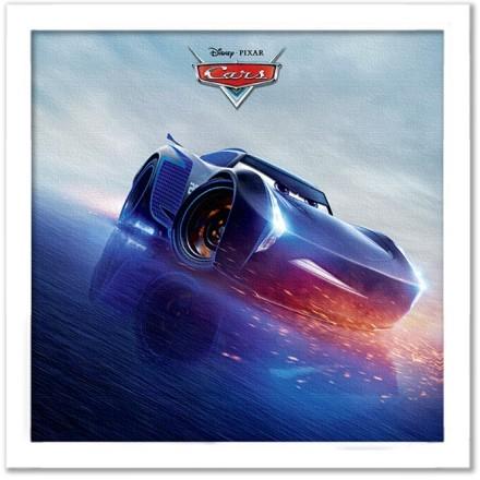 Ο Jackson Storm εν δράσει, Cars 3