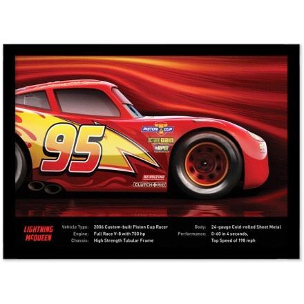 Mcqueen profile, Cars