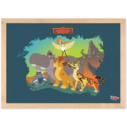 Ο Κίων και οι φίλοι του, Lion Guard!!!