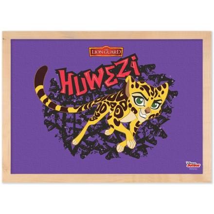 Huwezi, lion guard!