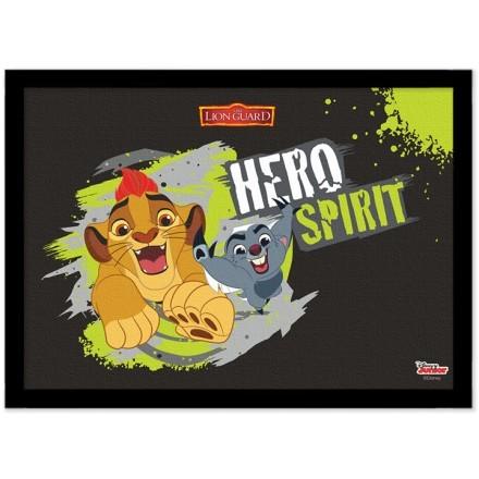 Πνεύμα ήρωα, Lion Guard!