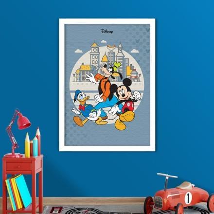 Τρεις φίλοι, Mickey Mouse!