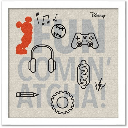 Fun Comin' Atcha, Mickey Mouse!