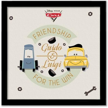 Guido & Luigi, Cars