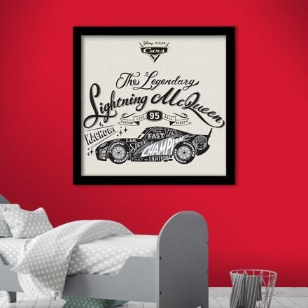 Ο θρυλικός Mcqueen, Cars