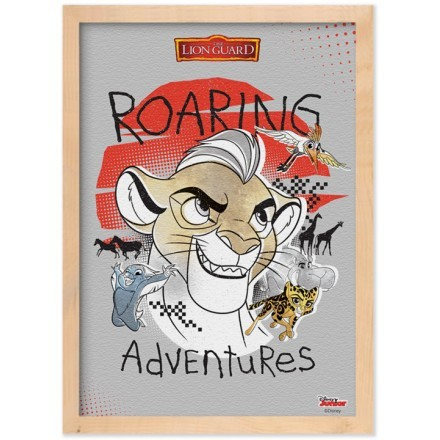 Roaring adventures,The Lion Guard