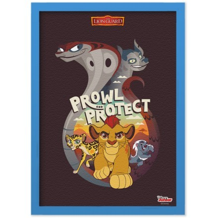 Prowl & Protect, The Lion Guard