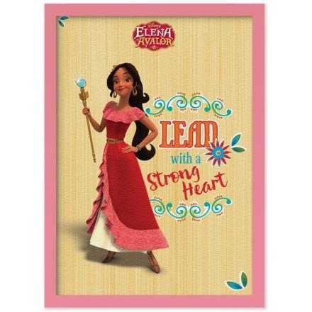 Strong heart,Elena Of Avalor!