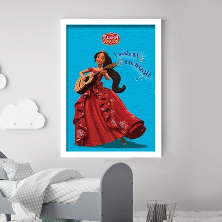 My own music,Elena of Avalor