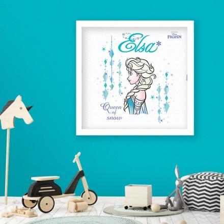 Το προφίλ της Έλσας, Frozen!