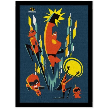 Family of Incredibles!