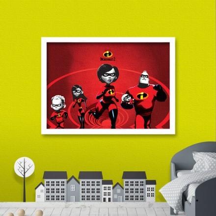 Η οικογένεια των υπερηρώων Απίθανων!