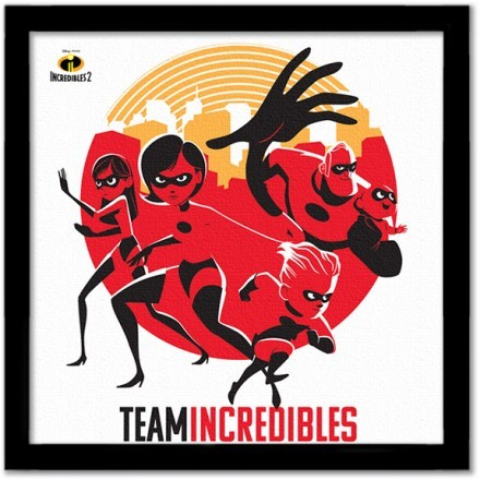 Team Incredibles!!
