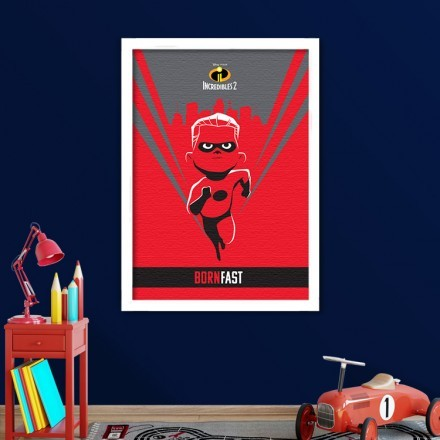 Born Fast, Incredibles!