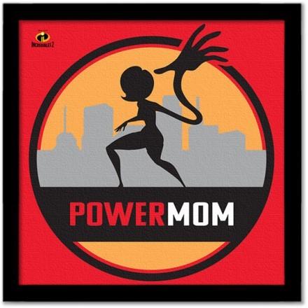Incredible Power Mom!