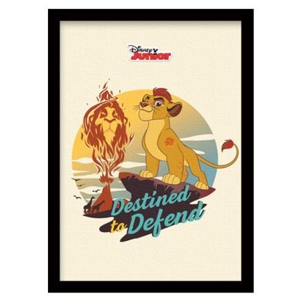 Destined to defend, Lion Guard