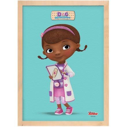 Η Doc Mc Stuffins, μια όμορφη γιατρός!