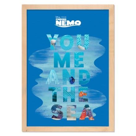 Εγώ εσύ και η θάλασσα , Nemo!