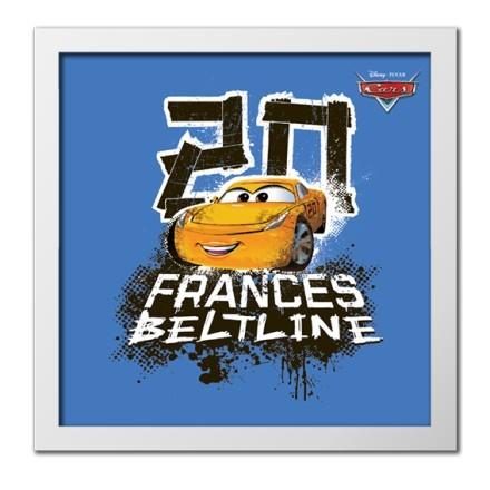 Frances beltline, Cars