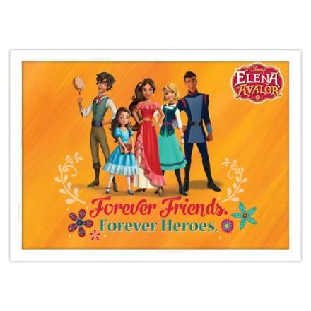 Για πάντα φίλοι και για πάντα ήρωες με τη Elena Of Avalor