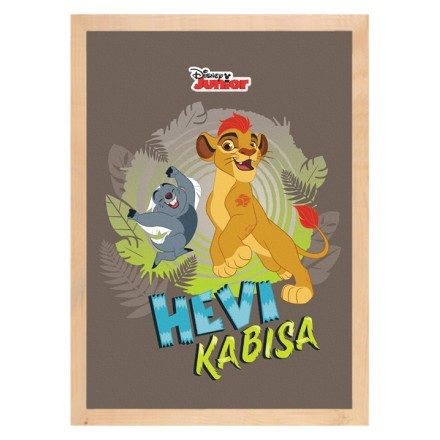 Lion guard , hevi kabisa