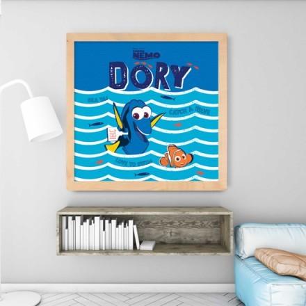 Αγαπάω να κολυμπώ με την Dory