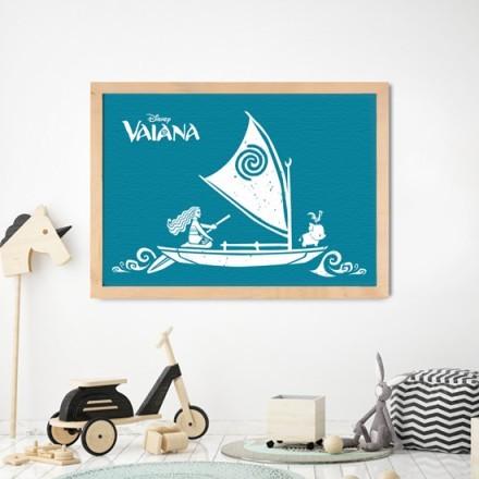 Το πλοίο της Moana !