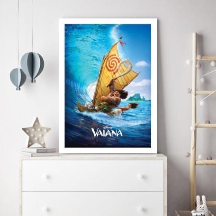 Η Moana κάνει Surfing
