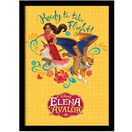 Έτοιμοι να πετάξουν με την Elena Of Avalor!