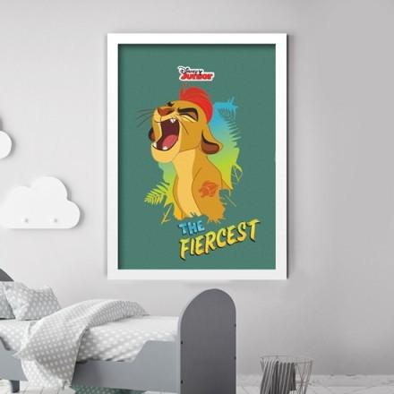 The fiercest,lion guard
