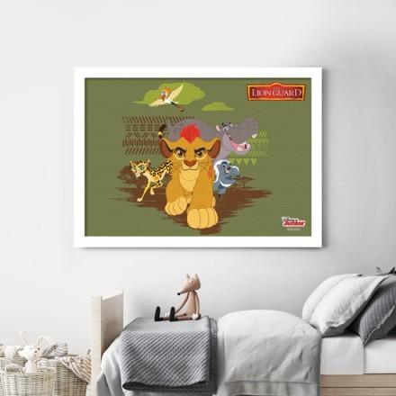 Το λιονταράκι Kion και η παρέα του!