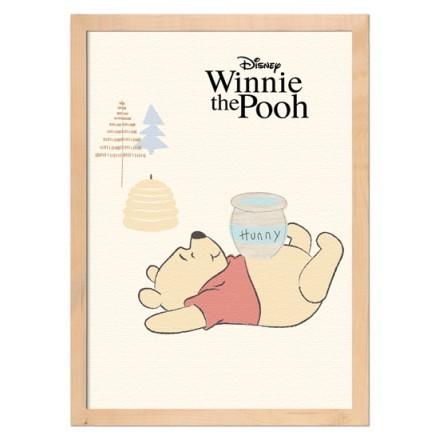 Winnie the Pooh and honey !