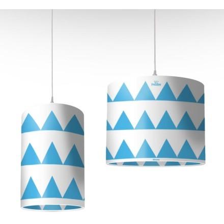 Μπλε τρίγωνα από την Frozen