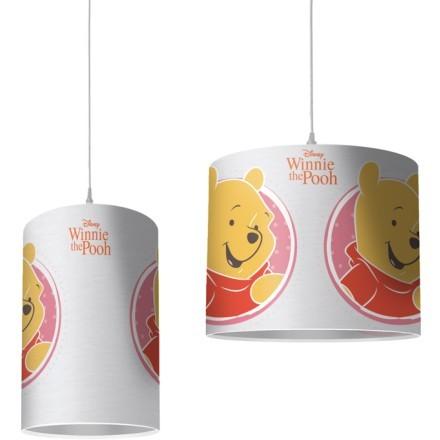 Ο Winnie the Pooh σε κυκλικό μοτίβο