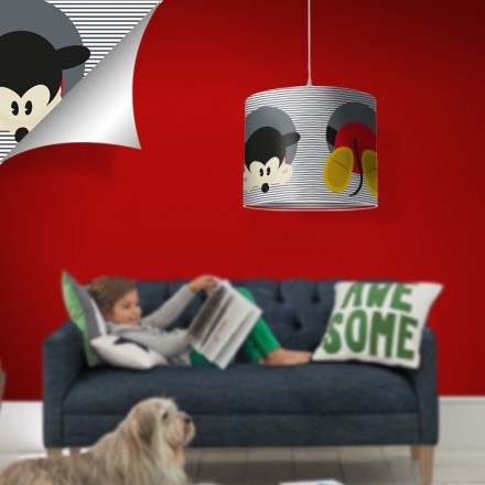 Ο Mickey Mouse στέκεται ακίνητος!