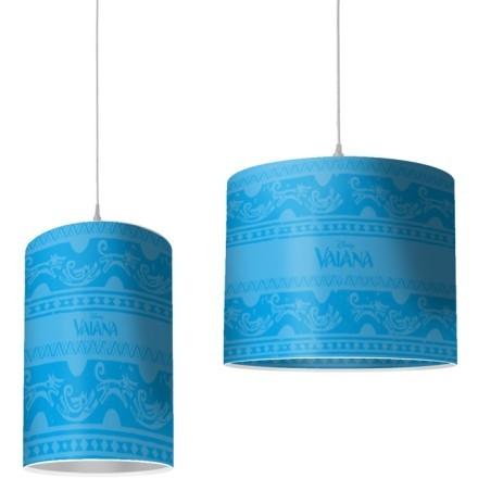 Blue Vaiana Pattern